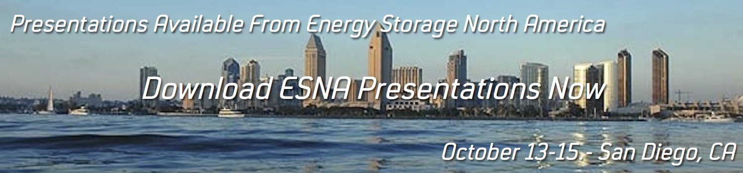Two SunSpec Events At ESNA 2015