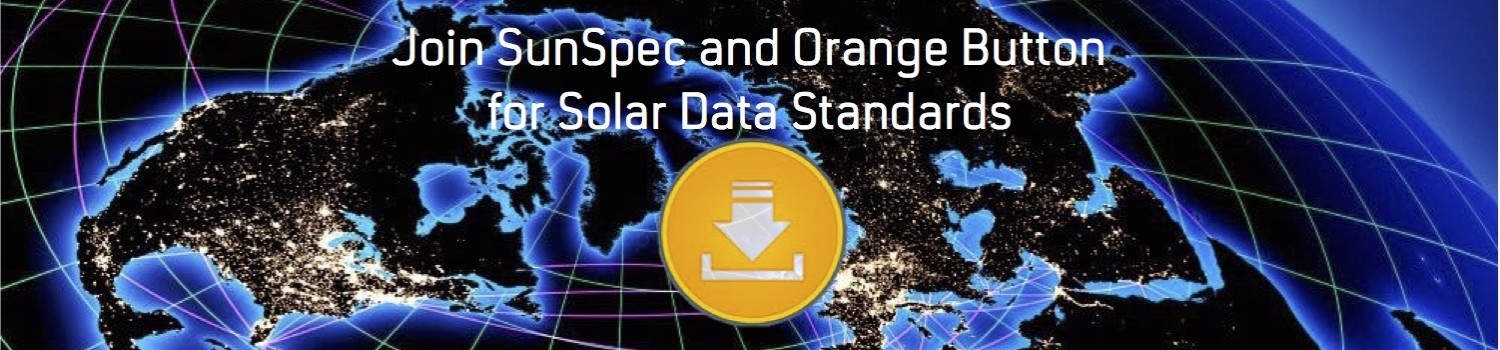 SunSpec Open Solar Data Exchange