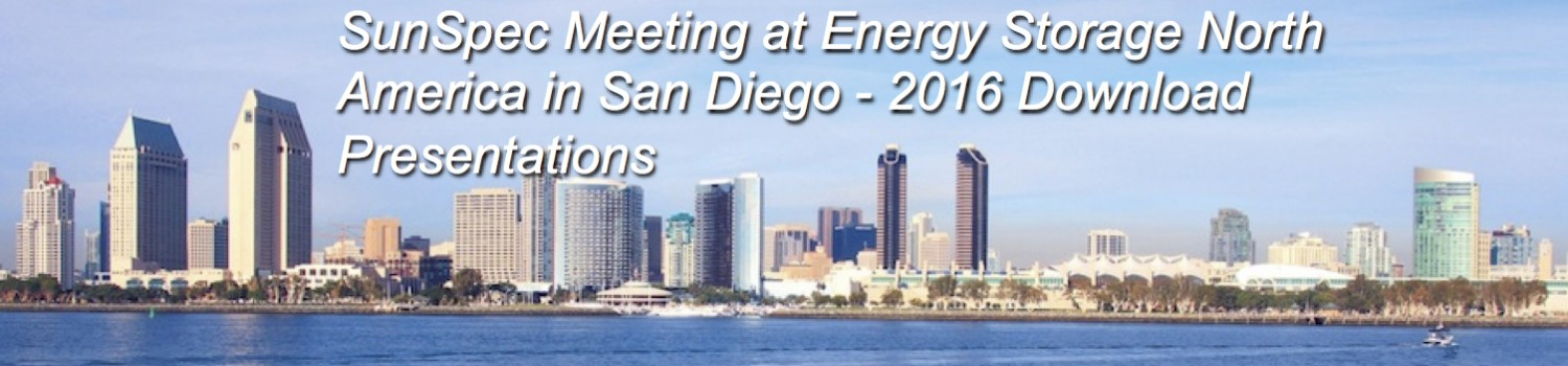 Energy Storage North America 2016