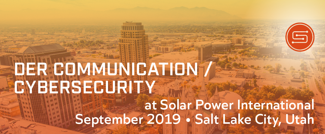 DER Communication / Cybersecurity at SPI