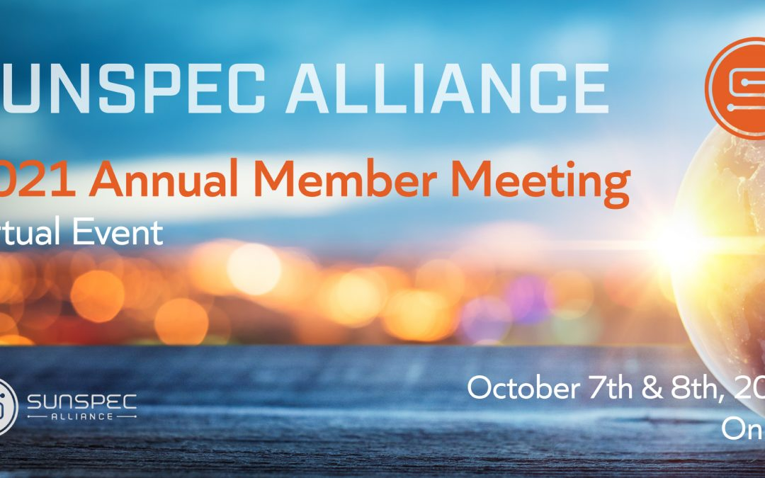 Join us for the 2021 Annual Member Meeting