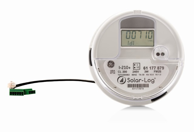 Member News: Inverter Direct Monitoring with Solar-Log® and SunSpec at SPI