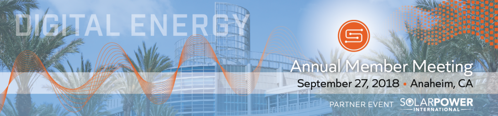SunSpec Alliance Annual Member Meeting and Digital Energy Summit