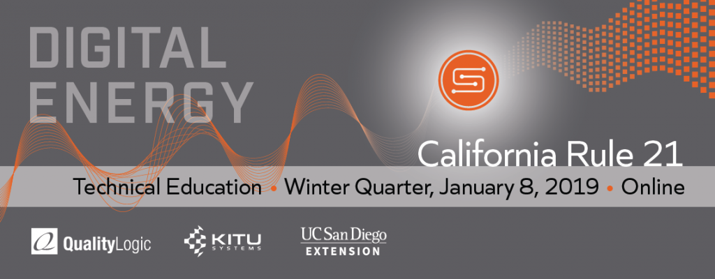 Winter Quarter: Secure Communication Networking for Distributed Energy Resources