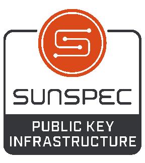 SunSpec Public Key Infrastructure logo