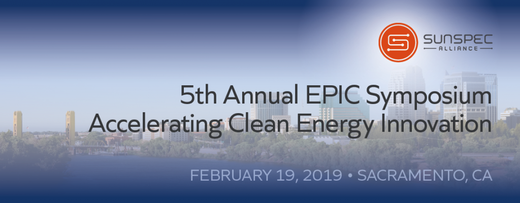5th Annual Electric Program Investment Charge (EPIC) Symposium