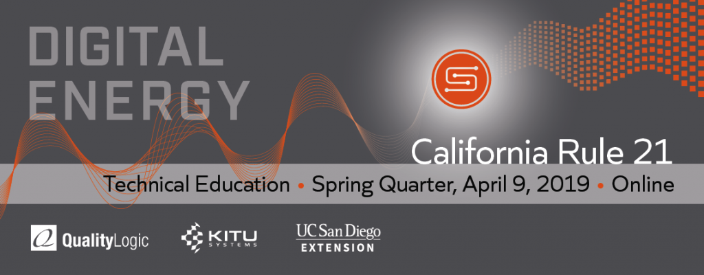 Spring Quarter: Secure Communication Networking for Distributed Energy Resources
