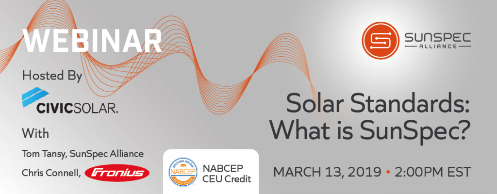 Solar Standards: What is SunSpec?