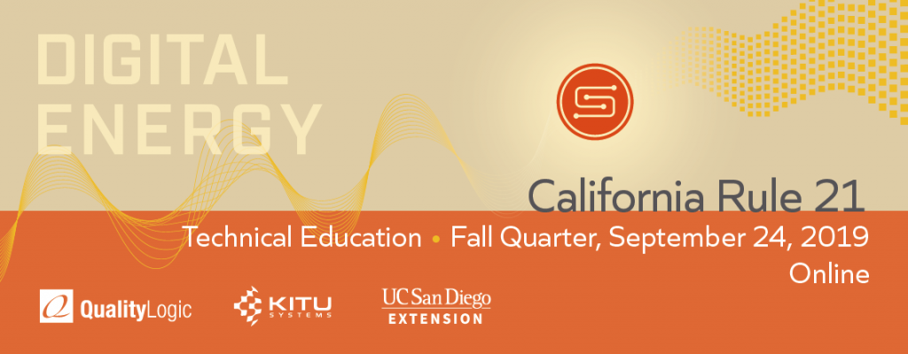 Fall Quarter: Secure Communication Networking for Distributed Energy Resources