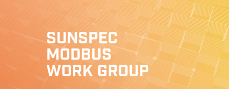 SunSpec Modbus Work Group image